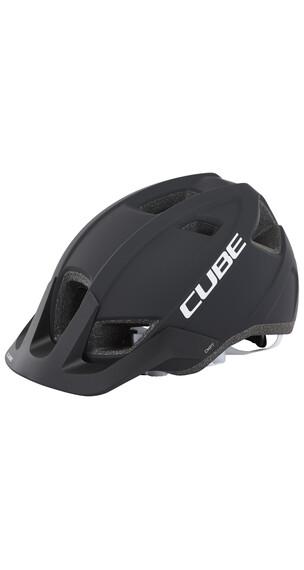 Cube CMPT Helm black'n'white